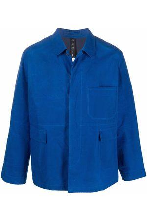 Mackintosh DRIZZLE dry waxed chore jacket