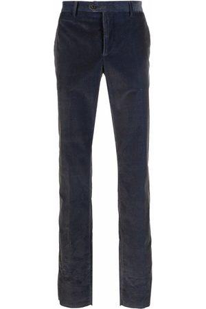 Etro Corduroy straight-leg trousers