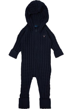 GANT Body Cotton Cable Zip Coverall