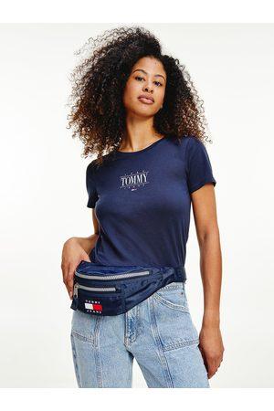 Tommy Hilfiger Ženy Trička - Dámské tmavě modré triko