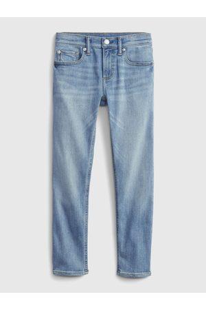GAP Modré klučičí dětské džíny skinny eliza