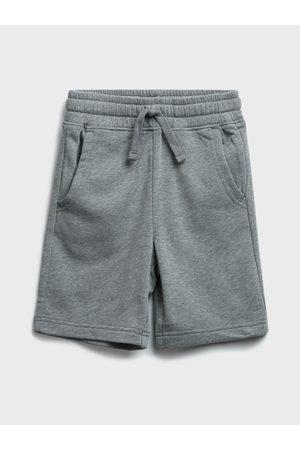 GAP Šedé klučičí dětské kraťasy jogger shorts