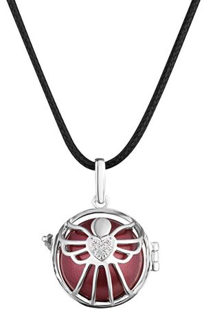 MUMMY BELL Dámský náhrdelník Rolnička Andílek K5SC20