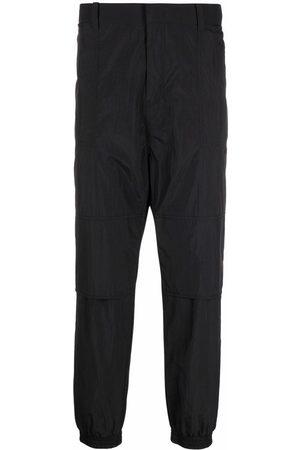 JUUN.J Muži Rovné nohavice - Elasticated ankles trousers