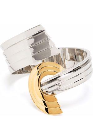 LEDA MADERA Ženy Náramky - Meryl brass cuff