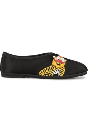 DOUBLET Puppet animal kung-fu slippers