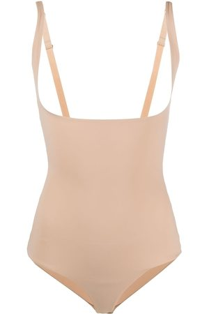 Wolford Mat De Luxe fitted bodysuit