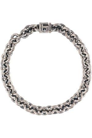 Le Gramme Náramky - Entrelacs chain-link 21G bracelet