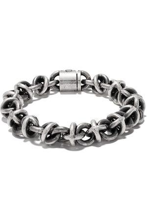 Le Gramme Náramky - 87g vintage Entrelacs bracelet