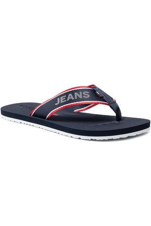 Tommy Hilfiger Muži Sandály - Comfort Footbed Neach Sandal EM0EM00693