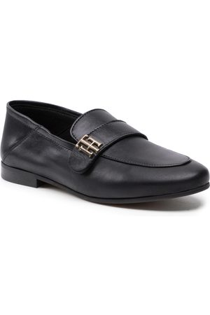 Tommy Hilfiger Essential Leather Loafer FW0FW05786