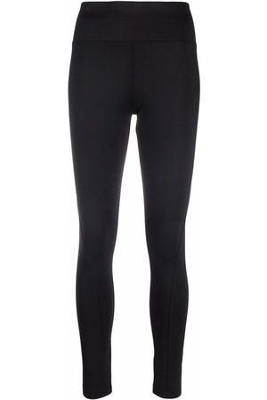 Y-3 Ženy Legíny - Logo-print stretch-fit leggings