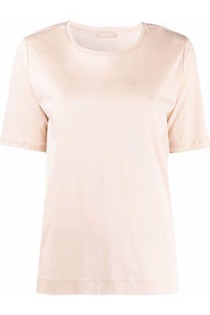 12 STOREEZ Double-weave short-sleeved T-shirt