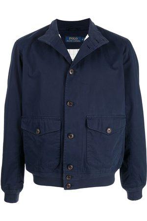 Polo Ralph Lauren Button-down bomber jacket