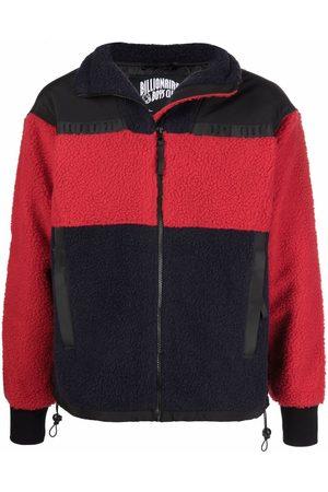 Billionaire Boys Club Muži Bundy - Two-tone funnel neck jacket