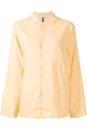 Tekla Ženy Pyžama - Poplin pyjama shirt