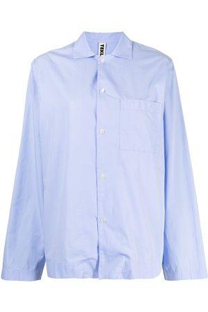 Tekla Ženy Pyžama - Poplin pajama shirt