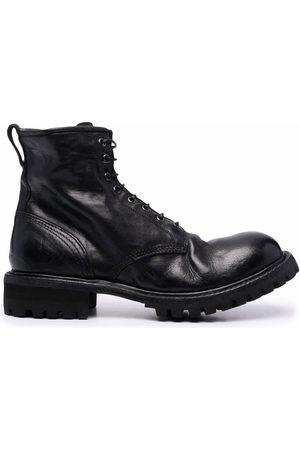 Premiata Muži Šněrovací - Lace-up leather boots