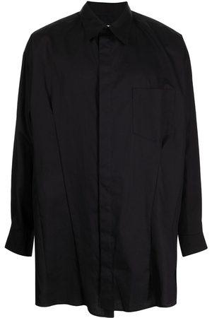 Sulvam Muži Volnočasové - Darts cotton overshirt