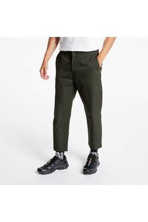 Nike Sportswear Style Essentials M Woven Unlined Sneaker Pants Sequoia/ Sail/ Ice Silver/ Sequoia