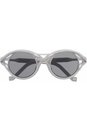 VAVA Eyewear X Kengo Kuma CL0015 round sunglasses