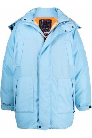 Msgm Oversized down-padded jacket