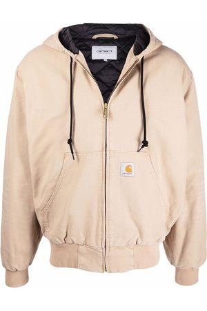 Carhartt Muži Bombery - OG Active organic cotton bomber jacket