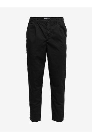 Only & Sons Černé chino kalhoty Dew