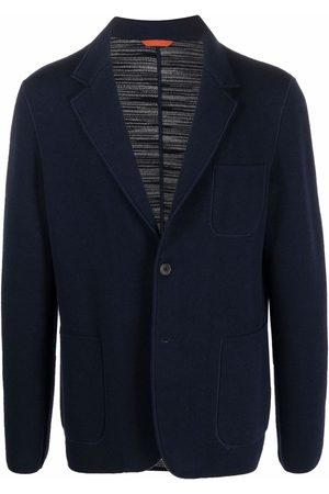 Missoni Fitted single-breasted blazer