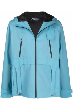 Jacquemus Draio hooded parka jacket