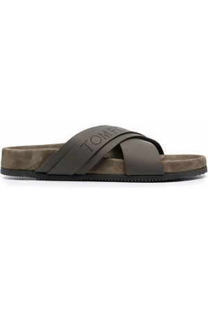 Tom Ford Crossover strap sandals