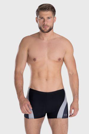 gWINNER Černošedé koupací boxerky Philip