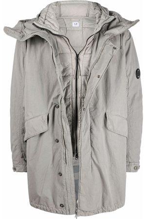 C.P. Company Double layered padded coat