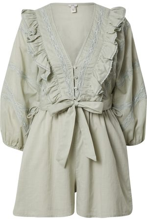 River Island Overal 'DARCY LS PLAYSUIT