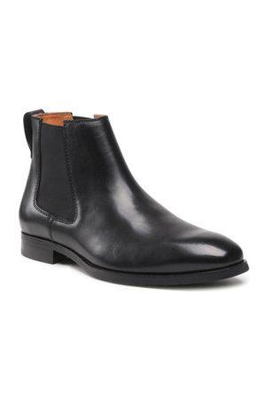 Gino Rossi Kotníková obuv s elastickým prvkem