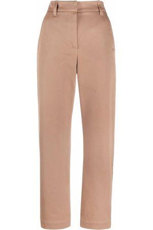 Brunello Cucinelli Tailored high-rise trousers