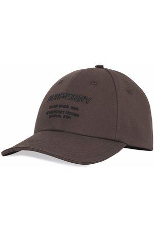 Burberry Muži Kšiltovky - Horseferry motif baseball cap