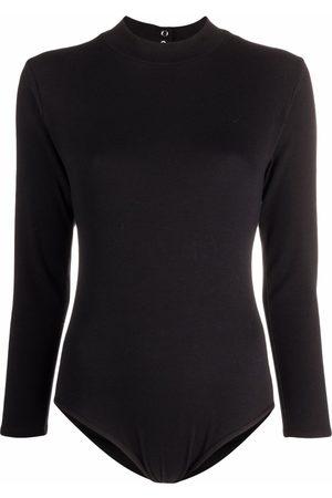 Ba&Sh Ženy Bez zad - Backless knitted top