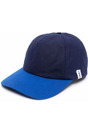 MACKINTOSH Kšiltovky - Waxed cotton cap