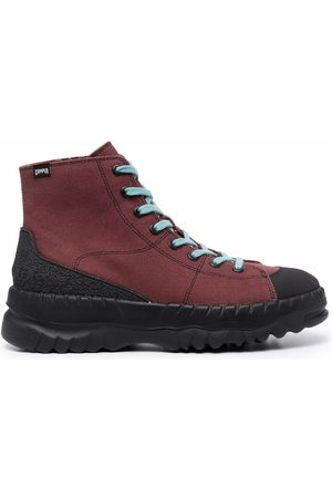 Camper Teix lace-up ankle-boots