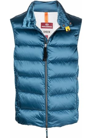 Parajumpers Logo padded gilet