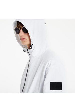 Calvin Klein Modular Blocking Windbreaker Bright White/Ck Black