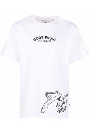 Gcds Looney Tunes logo-print T-shirt
