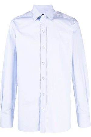 TOM FORD Long-sleeve cotton shirt