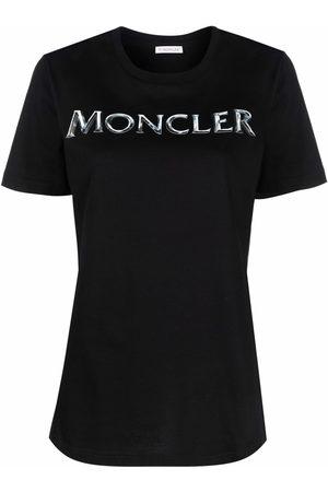 Moncler Logo-print short-sleeve T-shirt