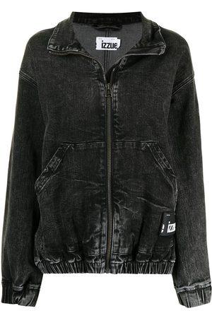 izzue Denim zip jacket