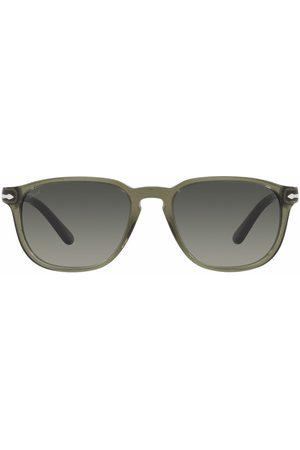 Persol Transparent square-frame sunglasses