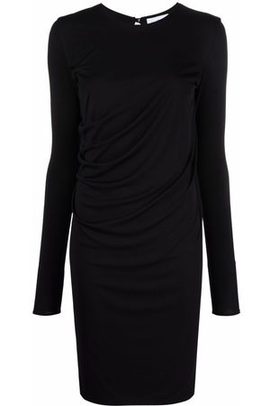 Salvatore Ferragamo Crew-neck knitted dress