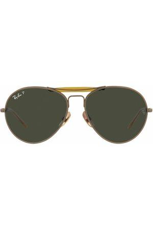 Ray-Ban Pilot-frame sunglasses