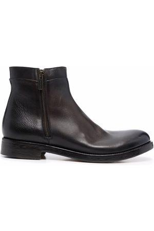 Doucal's Muži Kotníkové - Leather ankle boots